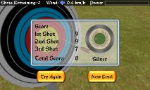 Golden Arrow Game Screenshot